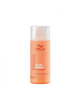 Wella Invigo Nutri Enrich shampoo 50ml