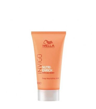 Wella Invigo Nutri Enrich masque 30ml