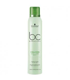 Schwarzkopf BC Collagen Volume Boost Mousse Perfection 200ml
