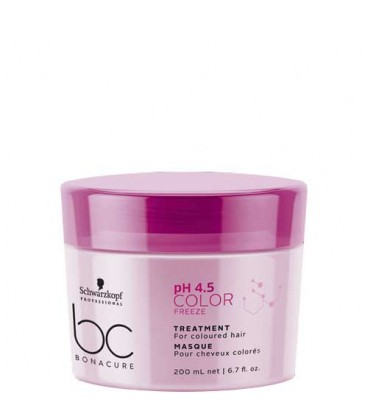 Schwarzkopf BC pH 4.5 Color Freeze Masque 200ml