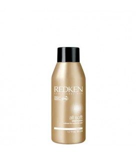 Redken All Soft shampoo 50ml