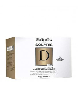 Eugene Perma Solaris DEMAQ compact makeup remover box of 12x25g