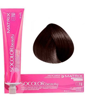 3Br_Socolor.beauty_Chatain Dark Red-Brown (84ml)