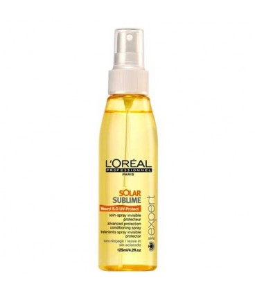 Solar sublime spray protecteur 125ml