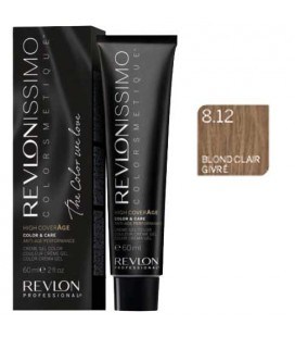 Revlonissimo Colorsmetique High Coverage 8.12 blond clair givré