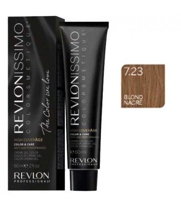 Revlonissimo Colorsmetique High Coverage 7.23 blond nacré