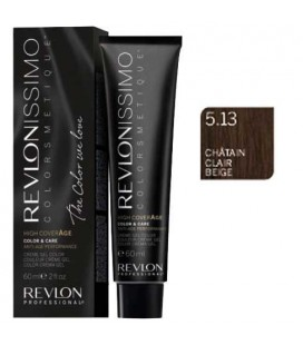 Revlonissimo Colorsmetique High Coverage 5.13 châtain clair beige