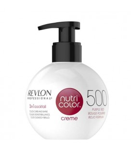 Nutri Color Creme 500 rouge pourpre revlon