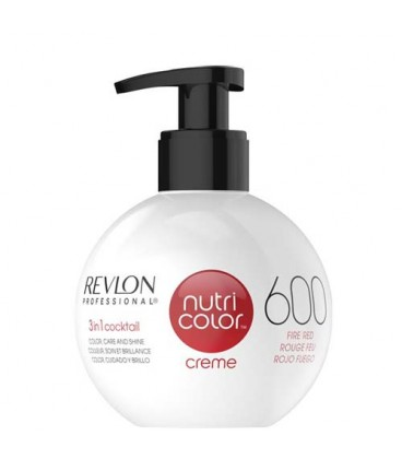 Nutri Color Creme 600 rouge feu revlon 270ml