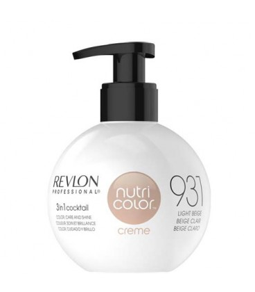Nutri Color Creme 931 beige clair revlon 270ml