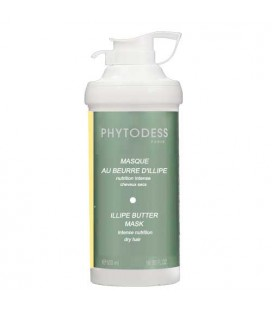 Phytodess Masque au beurre d'Illipe 500ml