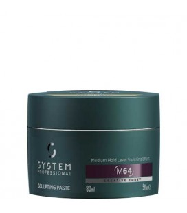System Professional Man M64 Sculpting Paste 80ml