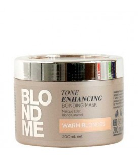 Schwarzkopf BlondMe masque Éclat Blond caramel 200ml