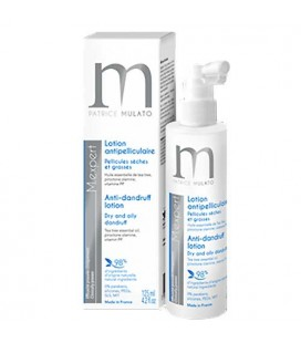 Mulato anti-dandruff lotion 125ml