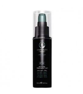Awapuhi Wild Ginger Styling Oil Treatment 100ml