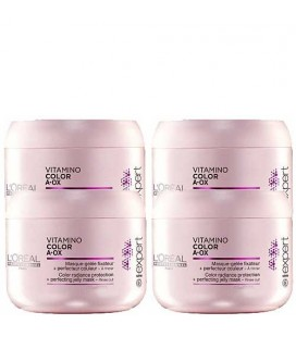 Pack masque Vitamino Color A-OX (4 x 75ml)