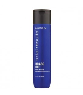 Matrix Brass Off shampooing neutralisant 300ml