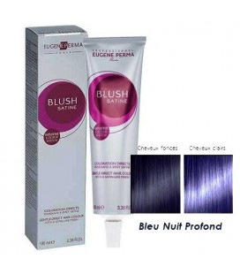 Blush satine Midnight blue black 100ml
