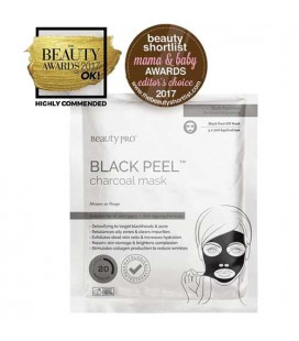 Beauty Pro Black Peel off masque charbon