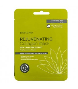 Beauty Pro Rejuvenating Face Mask with Collagen 23g