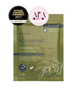 Beauty Pro Nourishing Face Mask with Collagen