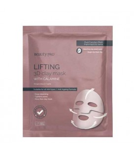Beauty Pro 3D LIFTING Clay Mask with Calamine