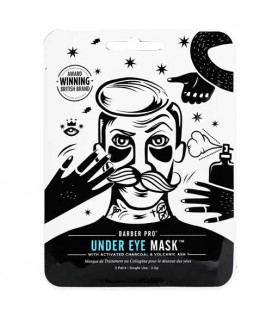 BARBER PRO Under Eye Mask masque yeux (3 Paires)