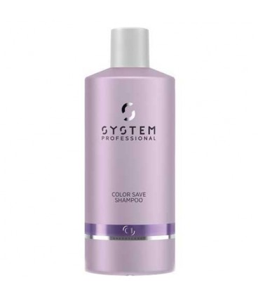 System Professional C1 Color Save Shampooing 500ml