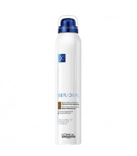 Serioxyl Spray Coloré Volumateur - Châtain 200ml