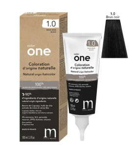 Mulato Color One n°1 Brun Noir 100ml