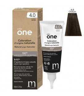 Mulato Color One 4 châtain 100ml