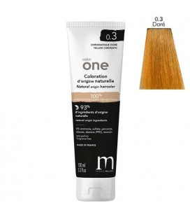 Mulato Color One 0.3 chromatique doré 100ml