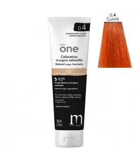 Mulato Color One 0.4 chromatique cuivré 100ml