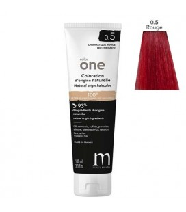 Mulato Color One 0.5 chromatique rouge 100ml