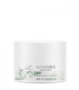 Wella NutriCurls mask for wavy, curly hair 150ml