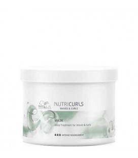 Wella NutriCurls mask for wavy, curly hair 500ml