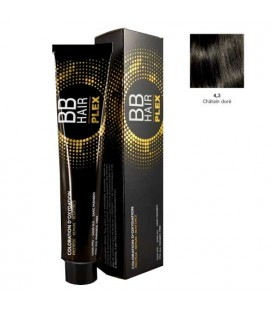 Generik BB Hair Plex Oxidation Coloring 4.3 golden brown 100ml