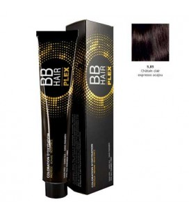 Generik BB Hair Plex Oxidation Coloring 5.85 light brown mahogany espresso 100ml