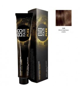 Generik BB Hair Plex Color 7.85 blond espresso mahogany 100ml