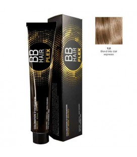 Generik BB Hair Plex Coloration 9.8 blond tres clair expresso 100ml