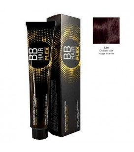Generik BB Hair Plex Coloring 5.66 Light brown intense red 100ml