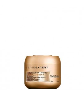 L'Oreal Absolut Repair Gold Restructuring Golden Mask 75ml
