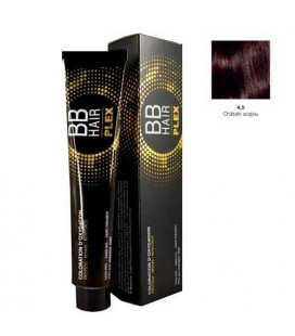 enerik BB Hair Coloring Plex 4.5 mahogany brown 100ml