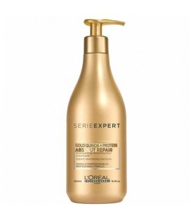 L'Oreal Absolut Repair Gold Reconstructive Shampoo 500ml