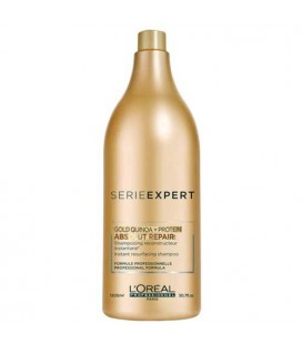 L'Oreal Absolut Repair Gold Reconstructive Shampoo 1500ml