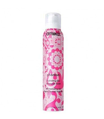Amika Phantom Moisturizing dry shampoo foam 166ml