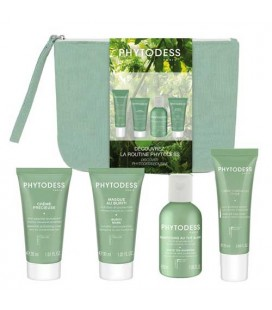 Phytodess kit routine 4 mini products