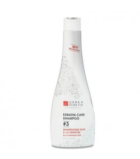 Keratin care shampoo 400ml