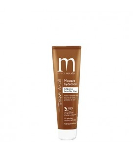 Mulato Moisturizing mask Curly, frizzy hair 30ml
