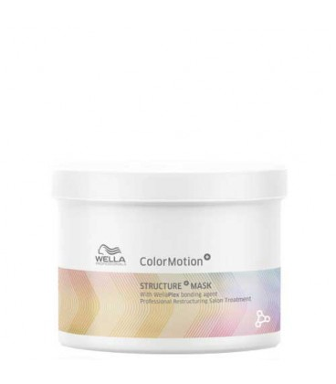 Wella Color Motion + Structure + mask 500ml
